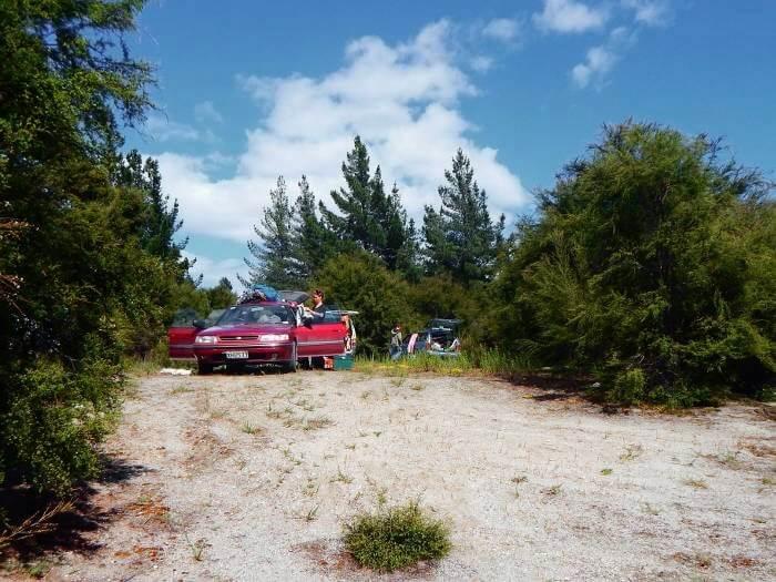 környezetbarát autós túra